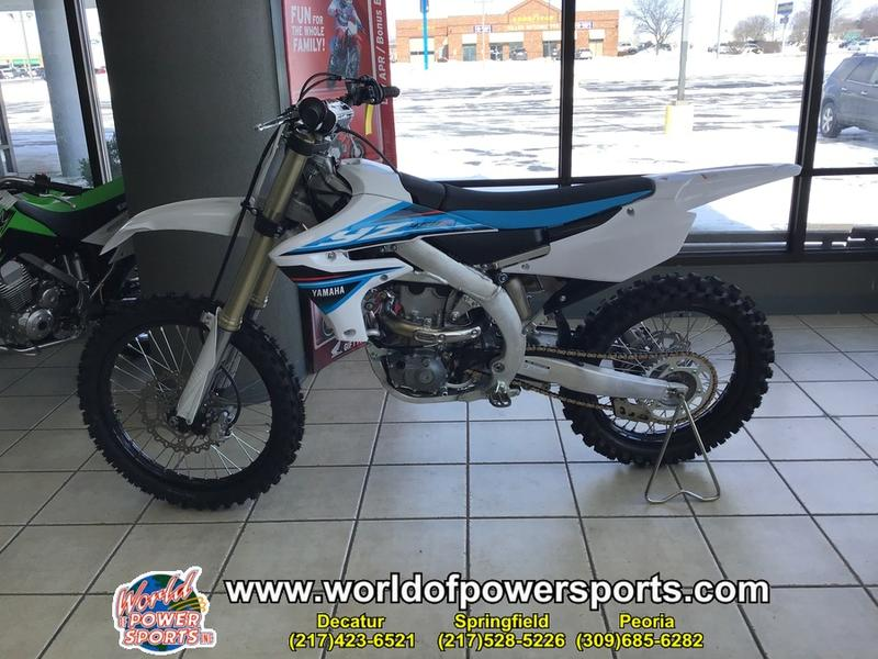 2019 Yamaha YZ450FKW YZ450F | World of Powersports Inc