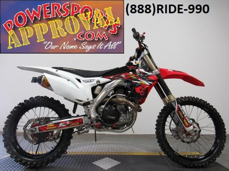 Pleasing 2015 Honda Crf450R U4852 Approval Powersports Evergreenethics Interior Chair Design Evergreenethicsorg