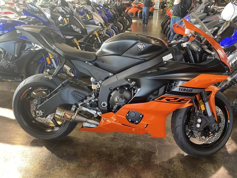 2020 Yamaha YZF-R6 for sale 208692