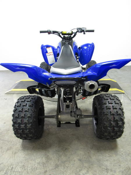 2009 Yamaha Raptor 700R 6