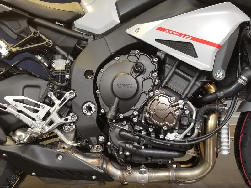 2019 Yamaha MT-10 | RideNow Powersports