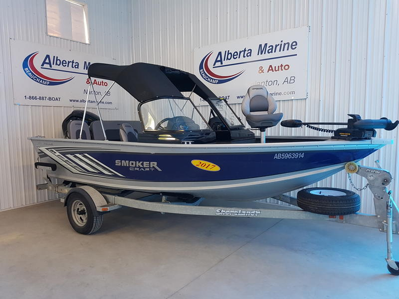 For Sale: 2017 Smoker Craft Pro Mag 172 ft<br/>Alberta Marine