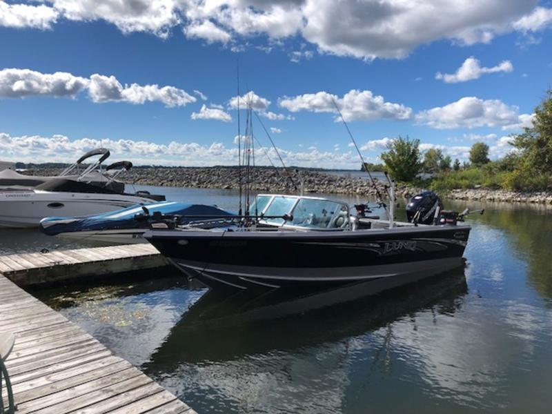 For Sale: 2017 Lund Tyee Magnum 2075 ft<br/>Bay Marine