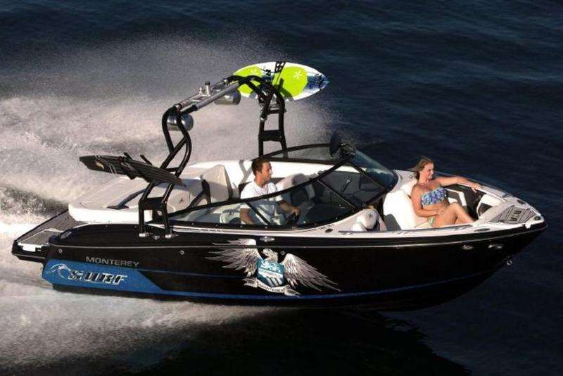 For Sale: 2020 Monterey 218 Surf ft<br/>Bay Marine