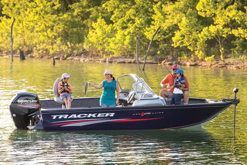 New  2019 Tracker® Boats Pro Guide V-175 Combo Aluminum Fish Boat in Hammond, Louisiana