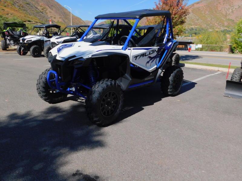 2021 Honda® SXS10S2XD   Integra Motorsports