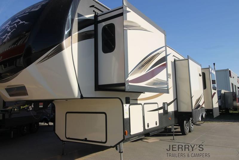 Innovative 2017 Keystone RV Alpine 3500RL3501RL Stock 0281  Jerry