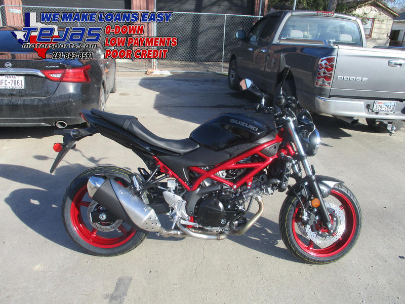 2018 Suzuki SV650 for sale 113754