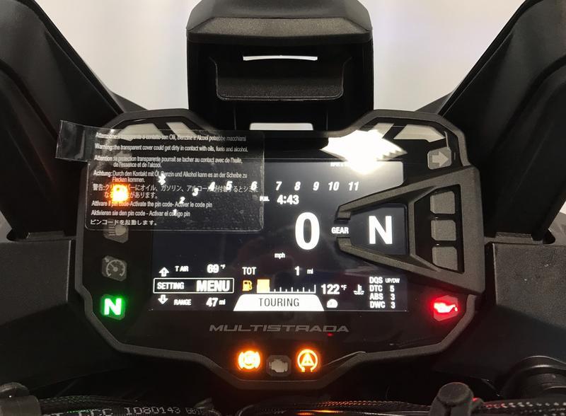 2019 Ducati Multistrada 1260 Enduro | Moon Motorsports