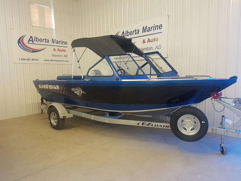 2019 KINGFISHER 1875 FALCON SJ for sale