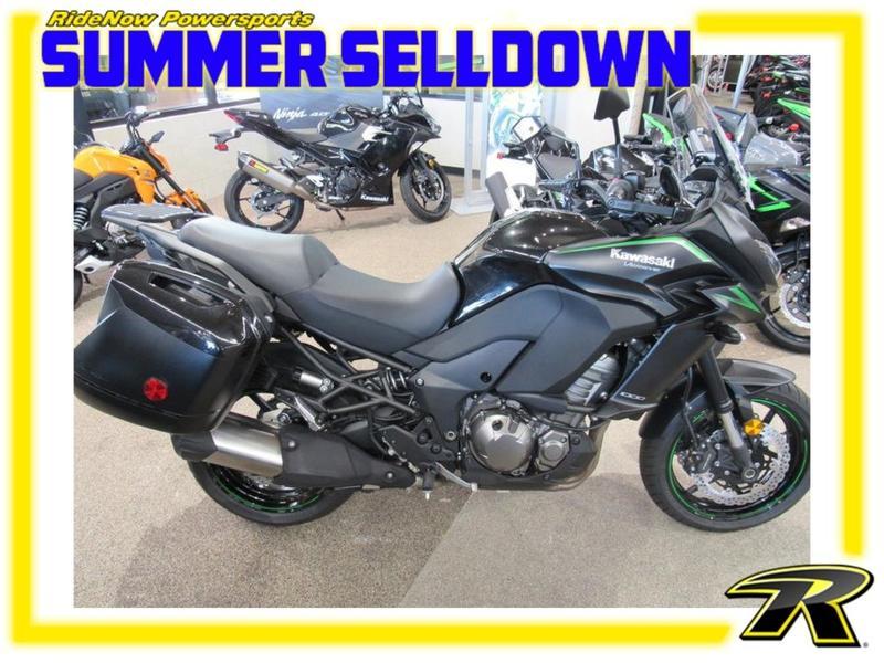 2018 Kawasaki Versys® 1000 LT   RideNow Goodyear
