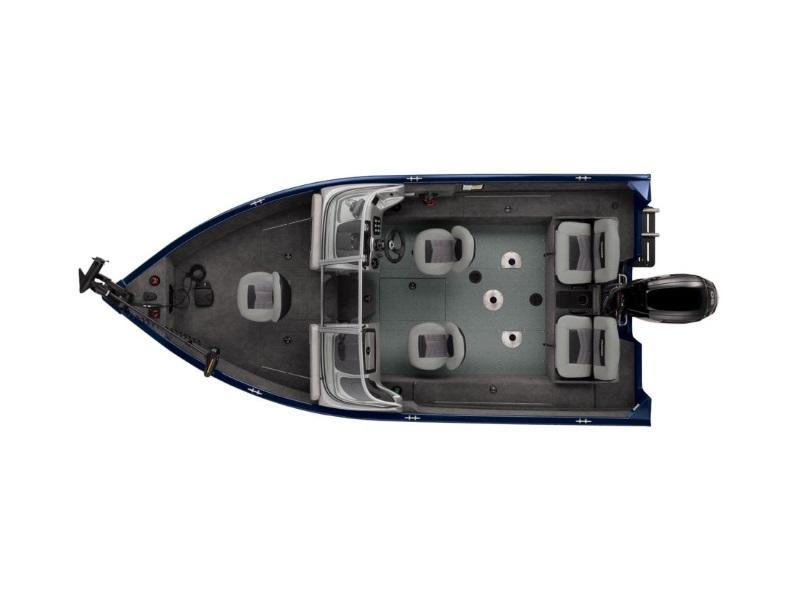 New  2019 Tracker® Boats Pro Guide V-175 Combo Aluminum Fish Boat in Hammond, Louisiana