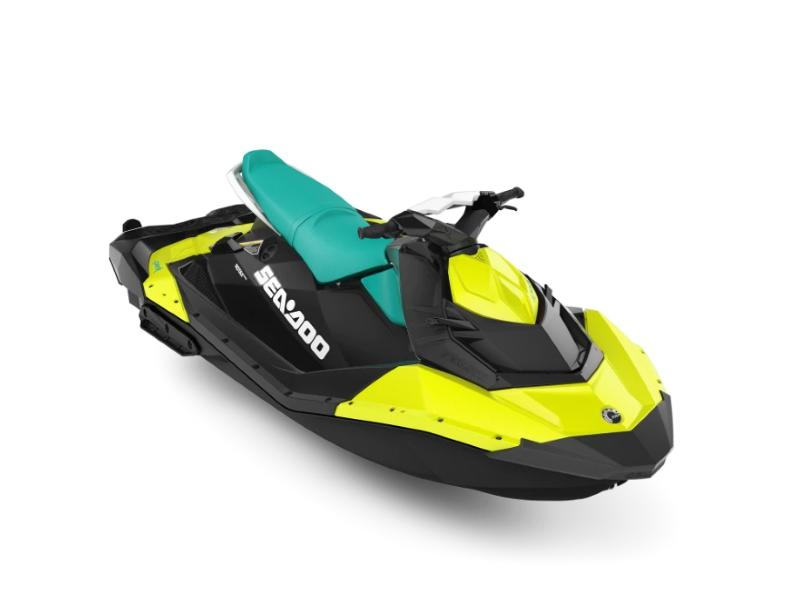 2019 Sea-Doo Spark® 3-up Rotax® 900 H O ACE™ IBR & CONV