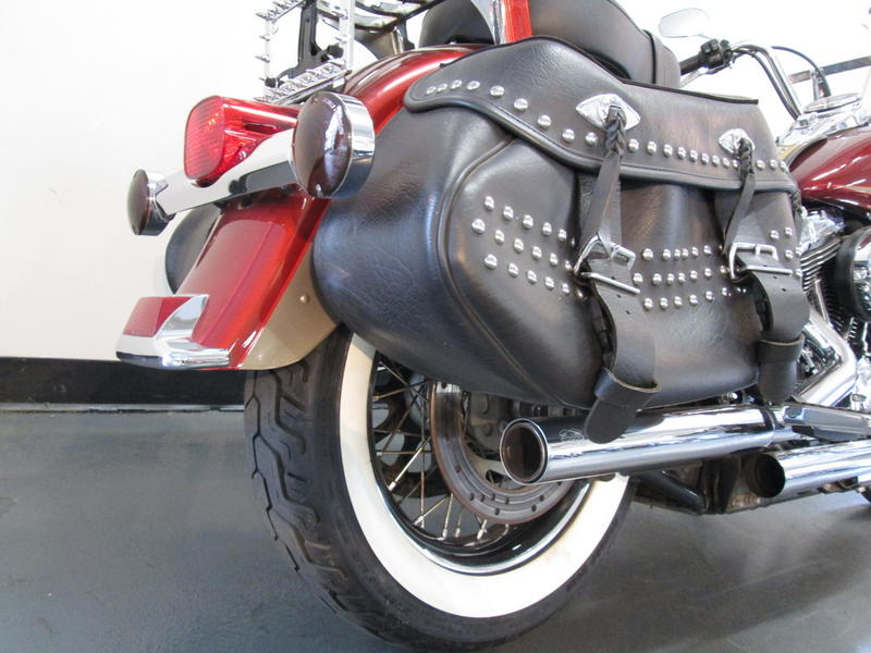 2009 Harley-Davidson FLSTC - Heritage Softail 5