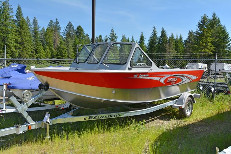 2019 Hewescraft Sportsman 180 Stock: H180 | Mark's Marine
