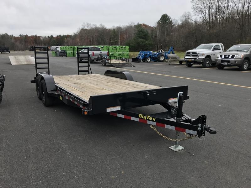 2019 Big Tex Trailers 10ET 18 | Outdoor Motor Sports Big Tex Trailer Wiring Harness on
