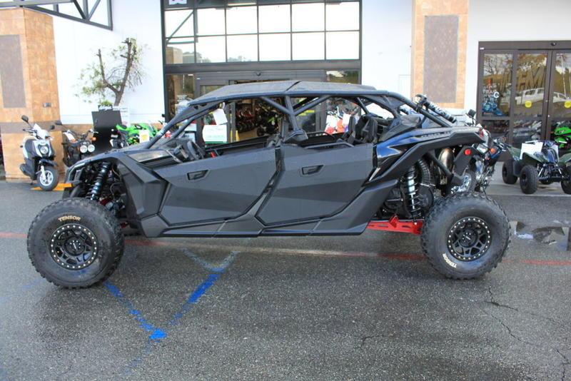 2019 Can-Am® Maverick™ X3 MAX X™ rs Turbo R   RideNow SoCal
