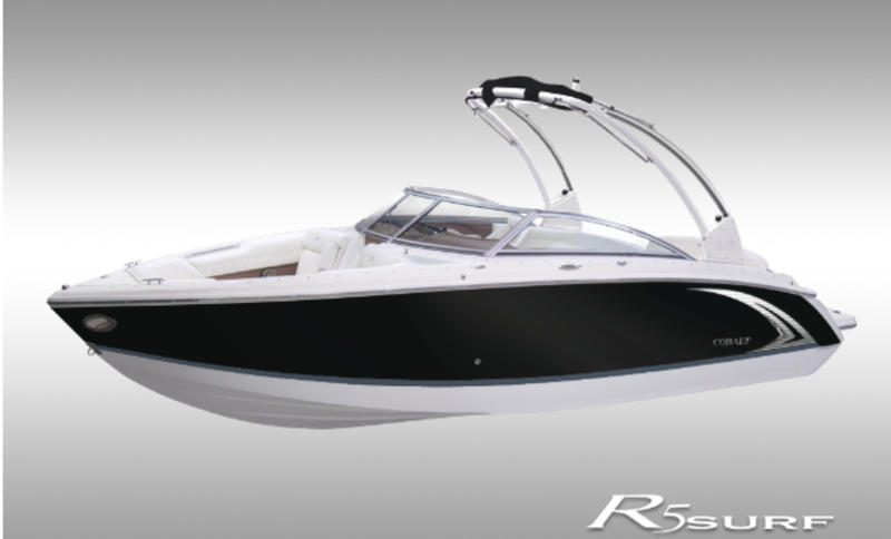 2019 Cobalt Boats R5 Surf | David's Sports Center