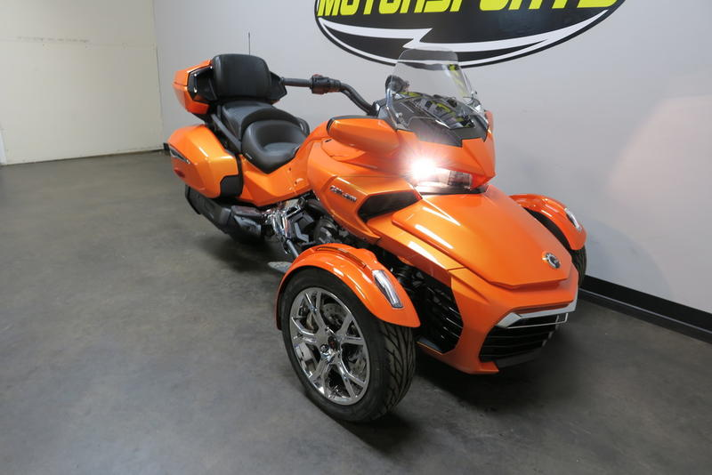 2019 Can-Am® Spyder F3 Limited Chrome | Mountain Motorsports