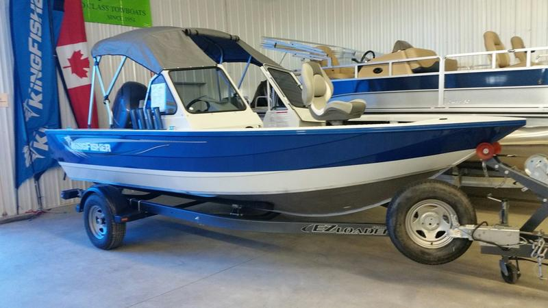 For Sale: 2016 Kingfisher 1825 Flex Spt ft<br/>Alberta Marine