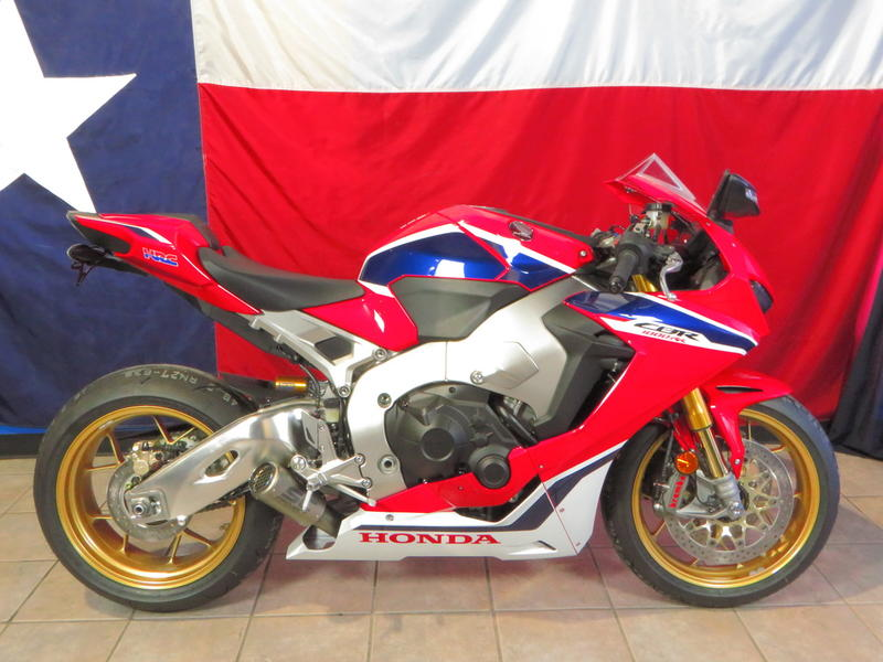 2018 Honda Cbr1000rr Sp Ridenow Austin