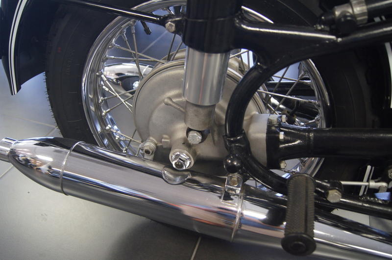 1965 Bmw R69s Bmw Motorcycle Of North Dallas