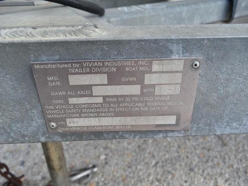 Used  2004 Bay Stealth 2180 Center Console in Marrero, Louisiana