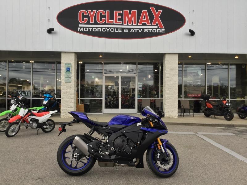 2019 Yamaha Yzf R1 Cycle Max Wilson