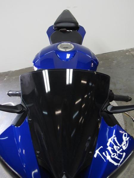 2013 Yamaha R6 4