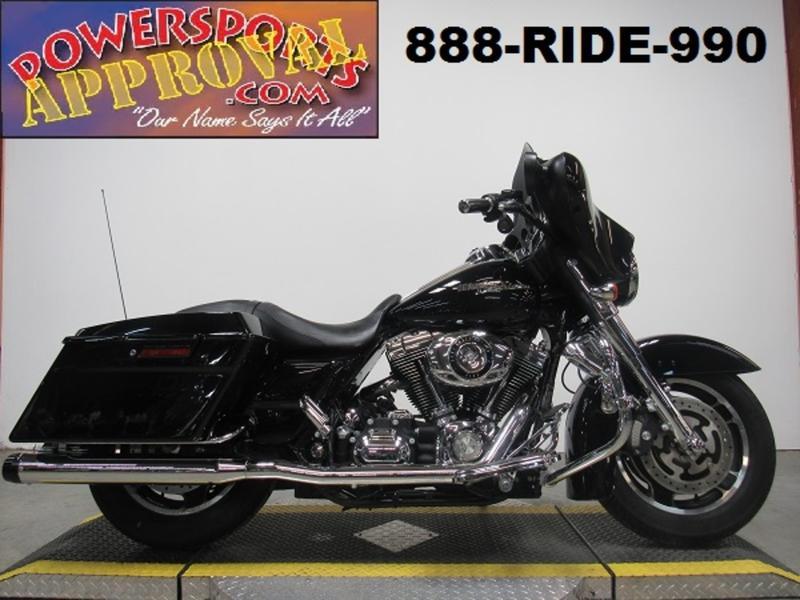 2008 Harley-Davidson FLHX - Street Glide for sale 89615