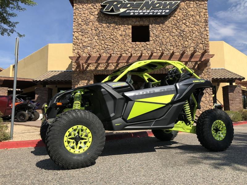 2020 Can-Am® Maverick™ X3 X™ mr Turbo RR | RideNow Surprise