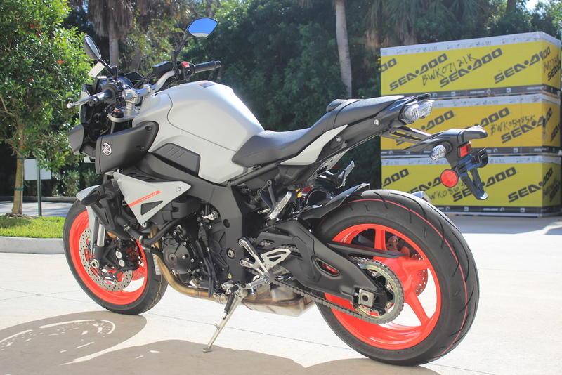 2019 Yamaha MT-10 | Route 1 Motorsports