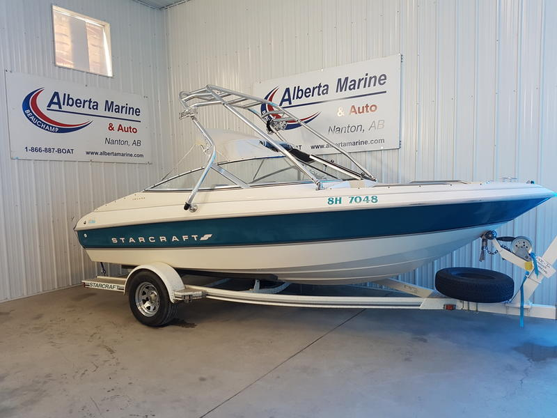 For Sale: 1995 Starcraft 1810 Ss ft<br/>Alberta Marine