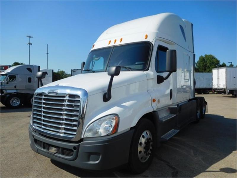 2014 Freightliner® CASCADIA 125 290204   Fyda Freightliner