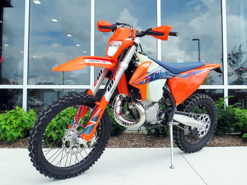 KTM 250 EXC TPI Six Days, enduromotor van KTM vind je bij