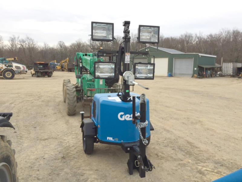 2017 GENIE RL4 Attachment