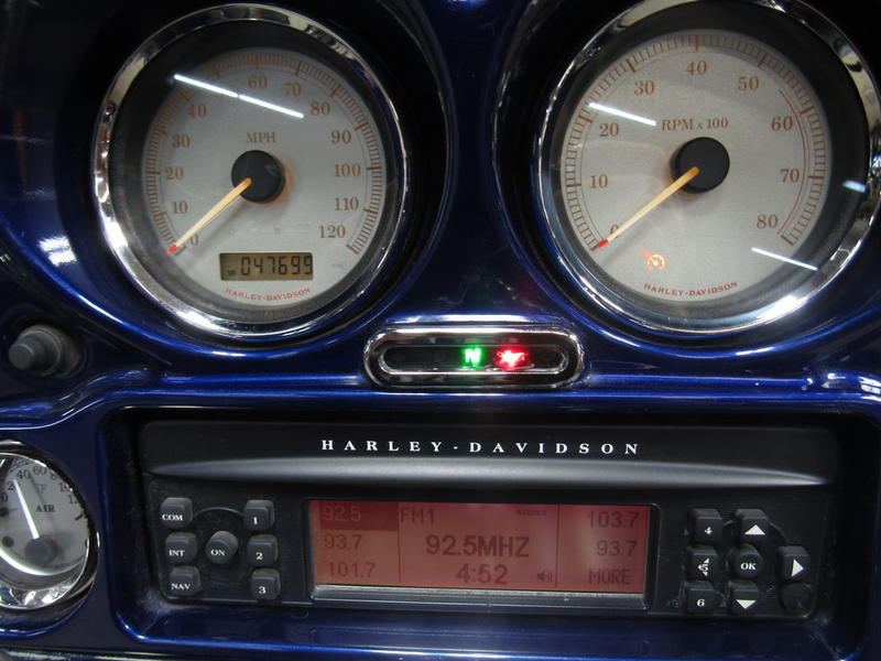 2007 Harley-Davidson FLHX - Street Glide 8