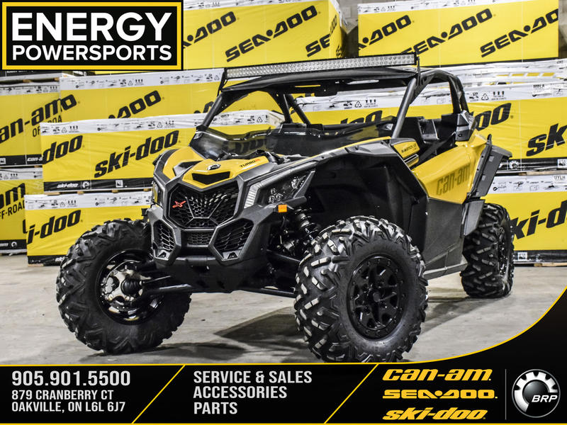 2017 Can-Am ATV Maverick™ X3 X™ DS Turbo R