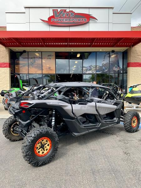 2018 Can-Am™ Maverick X3 MAX X rs TURBO R 3