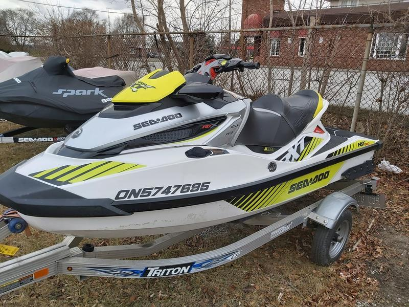 For Sale: 2017 Sea Doo Pwc Rxt®-x® 300 ft<br/>Precision Power Sports