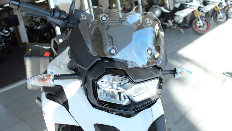2020 Bmw F 750 Gs Light White Bmw Motorcycles Of Jacksonville