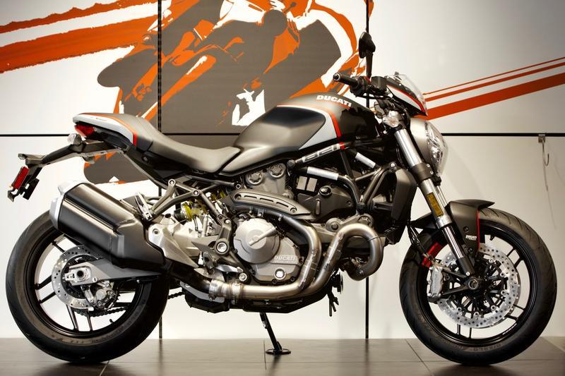 Ducati Monster 821 >> 2019 Ducati Monster 821 Stealth Ducati Sanford