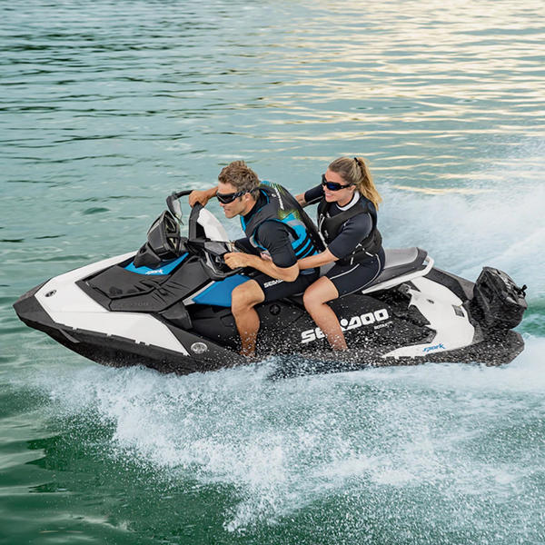 For Sale: 2019 Sea Doo Pwc Spark 3up Ibr Sound Vanilla/blueberry Invoice Pricing ft<br/>Bay Marine