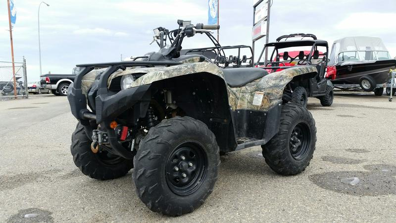 2012 Yamaha Grizzly 700 FI EPS