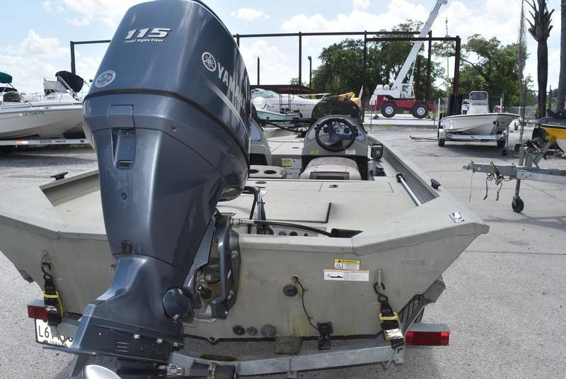 Used  2013 Alumacraft Pro 185 Fishing Boat in Marrero, Louisiana