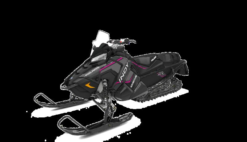 2020 Polaris® 600 Indy® Adventure 137   Engelhart Motorsports