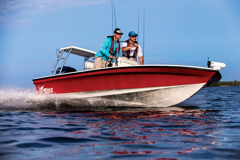 New  2019 Mako 18 LTS Center Console in Hammond, Louisiana