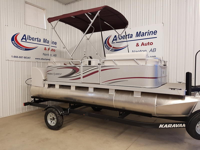 2018 APEX PONTOONS 616 FAMILY CRUISE for sale