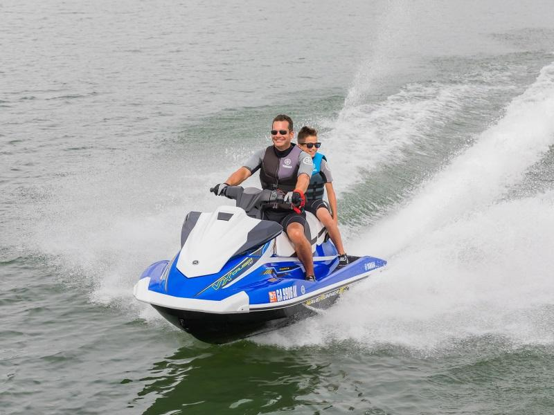 2018 Yamaha boat for sale, model of the boat is VX Cruiser HO & Image # 3 of 3