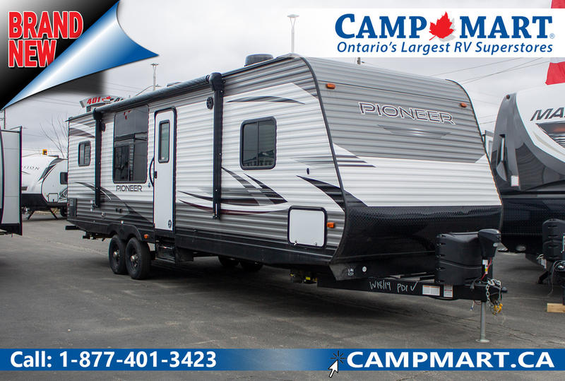 New Pioneer Travel >> 2019 Heartland Pioneer Pi Rk 280 Camp Mart